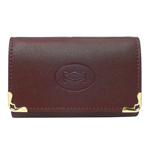 カルティエ Cartier キーケース L3001358 MUST DE CARTIER マストドゥカルティエ BORDO ボルドー 6連 [並行輸入品]