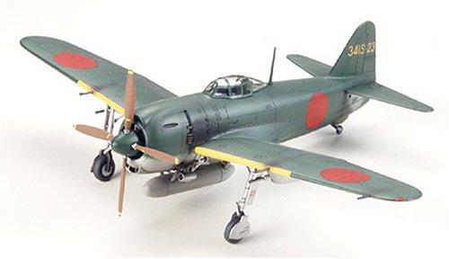 タミヤ 1/72 ウォーバードコレクション No.68 日本海軍 川西 局地戦闘機 紫電 11型甲 プラモデル 60768