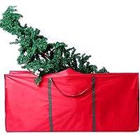 XuBa Heavy Duty Christmas Tree Storage Bag Large Handbag for Xmas Home Party Gift Storage Bag