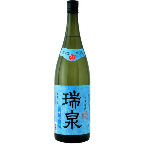 瑞泉酒造 青龍 30度 1800ml  [沖縄県]