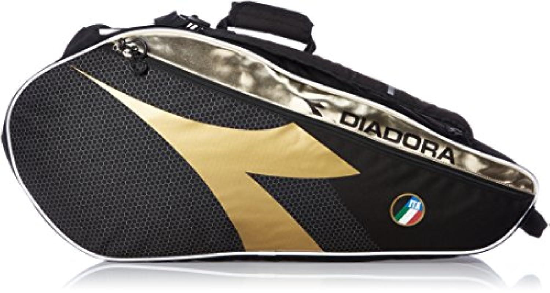 [ディアドラ] テニス ラケットバッグ DTB7680 ラケットバッグ6 DTB7680