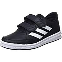 adidas Australia Boys AltaSport CF Trainers, Core Black/Footwear White/Core Black, 3 US