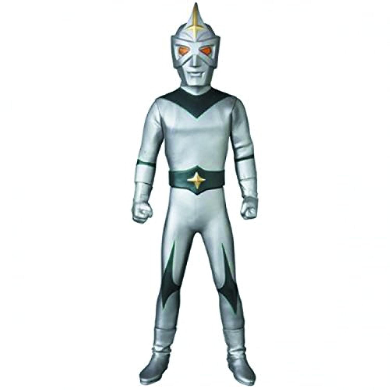 Medicom Mirrorman Sofubi Action Figure [並行輸入品]