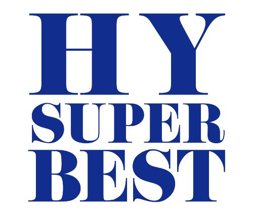HY SUPER BEST (2枚組ALBUM+DVD) (通常盤)