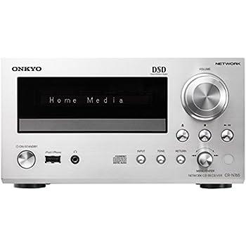 ONKYO CR-N765 ネットワークCDレシーバー ハイレゾ対応 シルバー CR-N765(S) 【国内正規品】