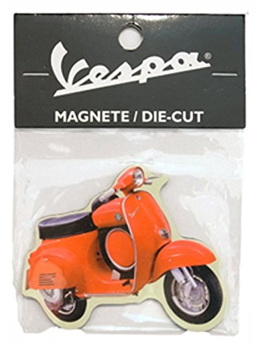 VESPA CONTOURED FRIDGE MAGNET/vespa 90ss(1965)