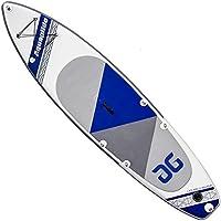 Aquaglideカスケード11 'インフレータブルWindsurferボードwith 4.2リグ