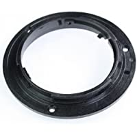 ニコン交換 Nikkor DX AF-S 18-55mm / 18-105mm / 18-135mm / 55-200mm VR レンズ用プラスチックマウント補修部品