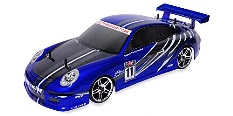 Europa Blue Drift 1/10 RTR