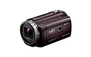 SONY ビデオカメラ Handycam PJ540 内蔵メモリ32GB ブラウン HDR-PJ540/T