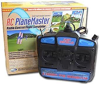 パワーズ RCSIM40 RCプレーンマスター&コントローラーセット(RC飛行機シミュレーターソフト)