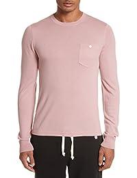 トッドスナイダー メンズ Tシャツ Todd Snyder Cashmere Long Sleeve T-Shirt [並行輸入品]