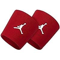 Nike Jumpman Wristbands 2pkレッドOSFA