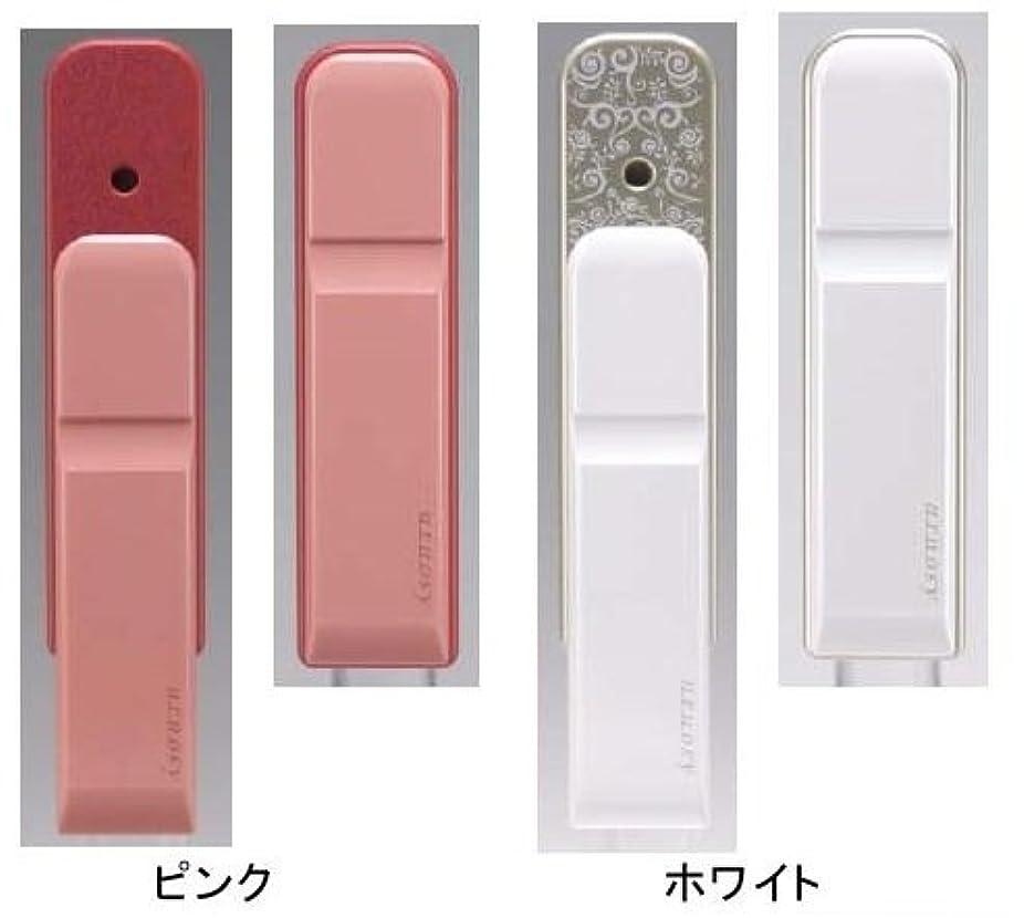 好きであるバージンジョリー携帯用ナノミスト美顔器ハンディミスト uruosyウルオシー(専用化粧水50ml付) ホワイト?MU-U1W
