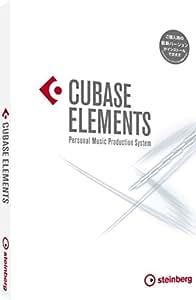 Steinberg スタインバーグ DAWソフトウェア CUBASE ELEMENTS 9 通常版 CUBASE EL /R