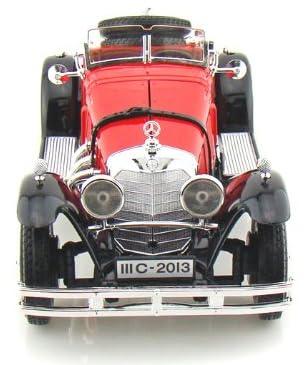 ダイキャストカー 1928メルセデスベンツSSK 1/18(並行輸入品)
