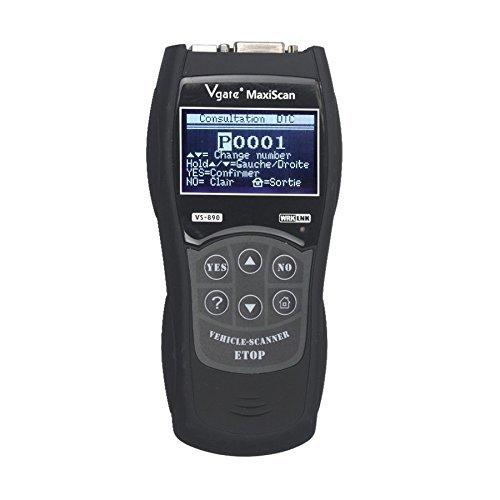 VGATE Maxiscan VS890 OBD2 CANバ...