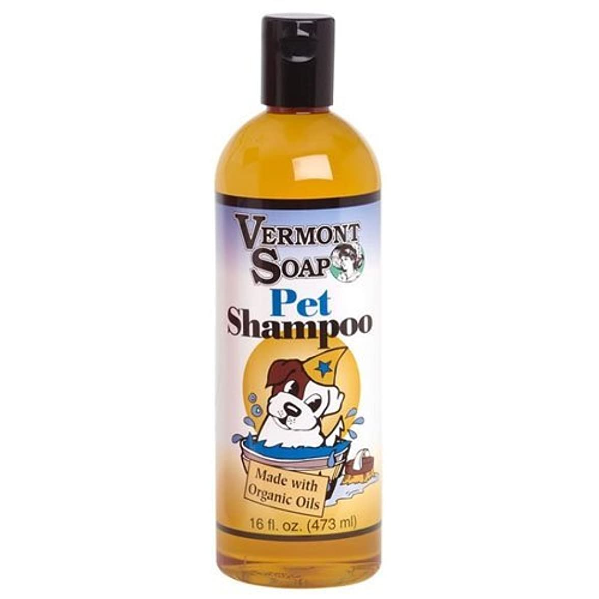 足話モデレータバーモントソープ オーガニック ペットシャンプー Pet Shampoo