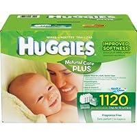Huggies Natural Care? Plus Baby Wipes by Huggies [並行輸入品]