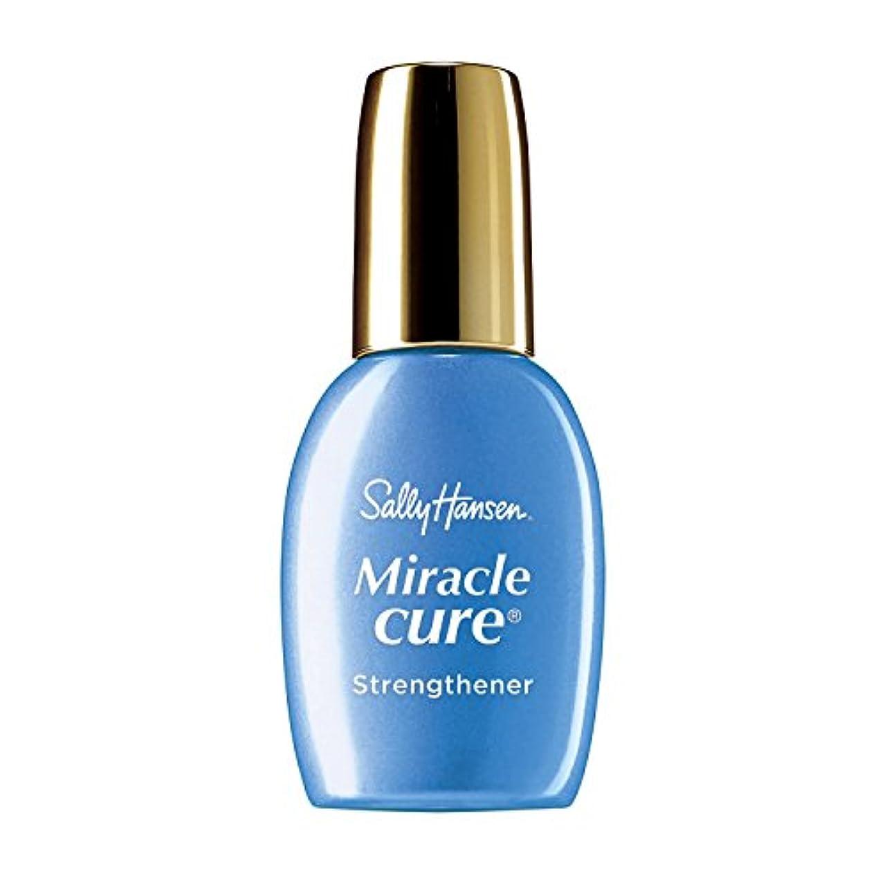 類推粉砕するまさにSALLY HANSEN Miracle Cure (並行輸入品)
