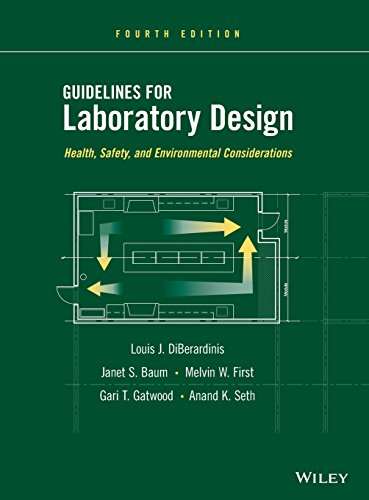 Download Guidelines for Laboratory Design: Health, Safety, and Environmental Considerations 0470505524