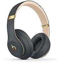 Beats by Dr.Dre ワイヤレスヘッドホン Studio3 Wireless Bluetooth対応 密閉型 オーバーイヤー ノイズキャンセリング シャドーグレー MQUF2PA/A 【国内正規品】
