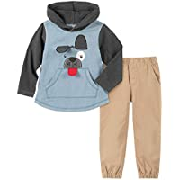 Kids Headquarters Baby Boys 2 Pieces Pants Set