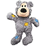 Kong Wild Knots Bear Toy for X-Large Dogs, Assorted Colours