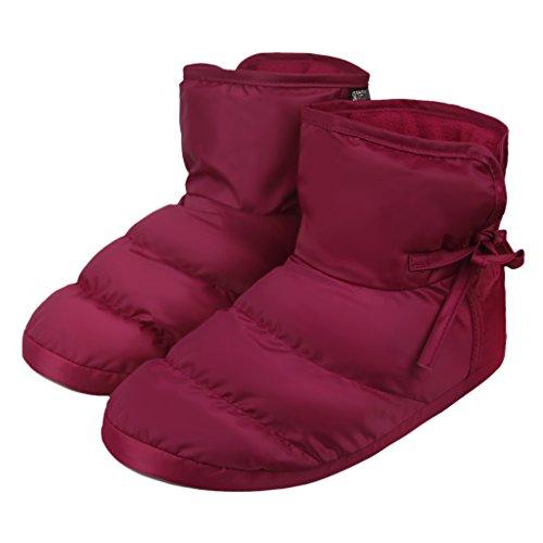 [YNICESHOP] ルームシューズ ブーツ型スリッパ 冬...