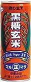 マルマサ ミキドリンク 黒糖玄米×30缶