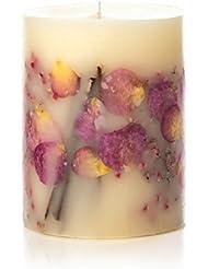 ロージーリングス ボタニカルキャンドル ビッグラウンド アプリコット&ローズ ROSY RINGS Round Botanical Candle Big Round – Apricot Rose