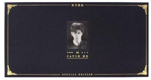 東方神起 - Catch Me (CD+DVD) (Special Edition) (韓国盤)