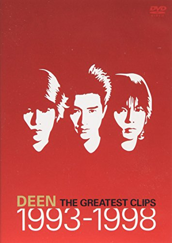 THE GREATEST CLIPS 1993~1998 [DVD]の詳細を見る