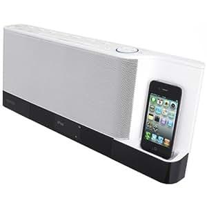 KENWOOD CLX-70-W iPhone/iPodパーソナルシステム ホワイト