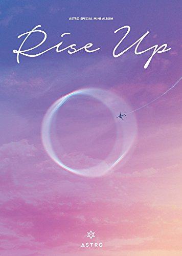 アストロ - Rise Up (Special Mini Album) CD+Booklet+2Photocards+Clear Postcard+Folded Poster [追加特典フォトカードセット] [韓国盤]