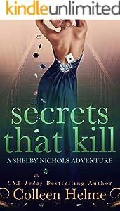 Shelby Nichols Adventure 4巻 表紙画像