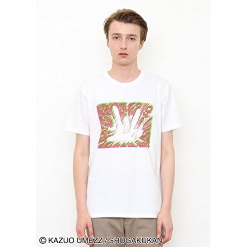 (グラニフ)graniph コラボレーションTシャツ / グワシ ( 楳図かずお ) ( ホワイト ) M