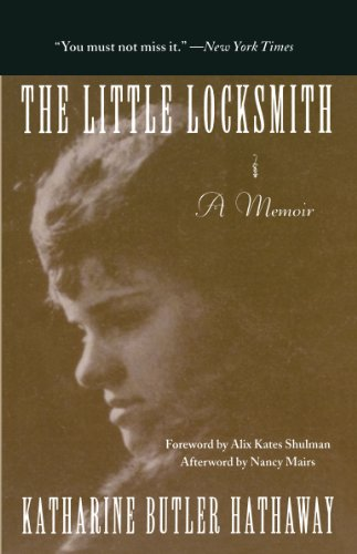 Download The Little Locksmith: A Memoir 1558612394