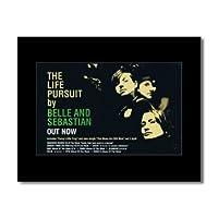 BELLE AND SEBASTIAN - The Life Pursuit Mini Poster - 21x13.5cm