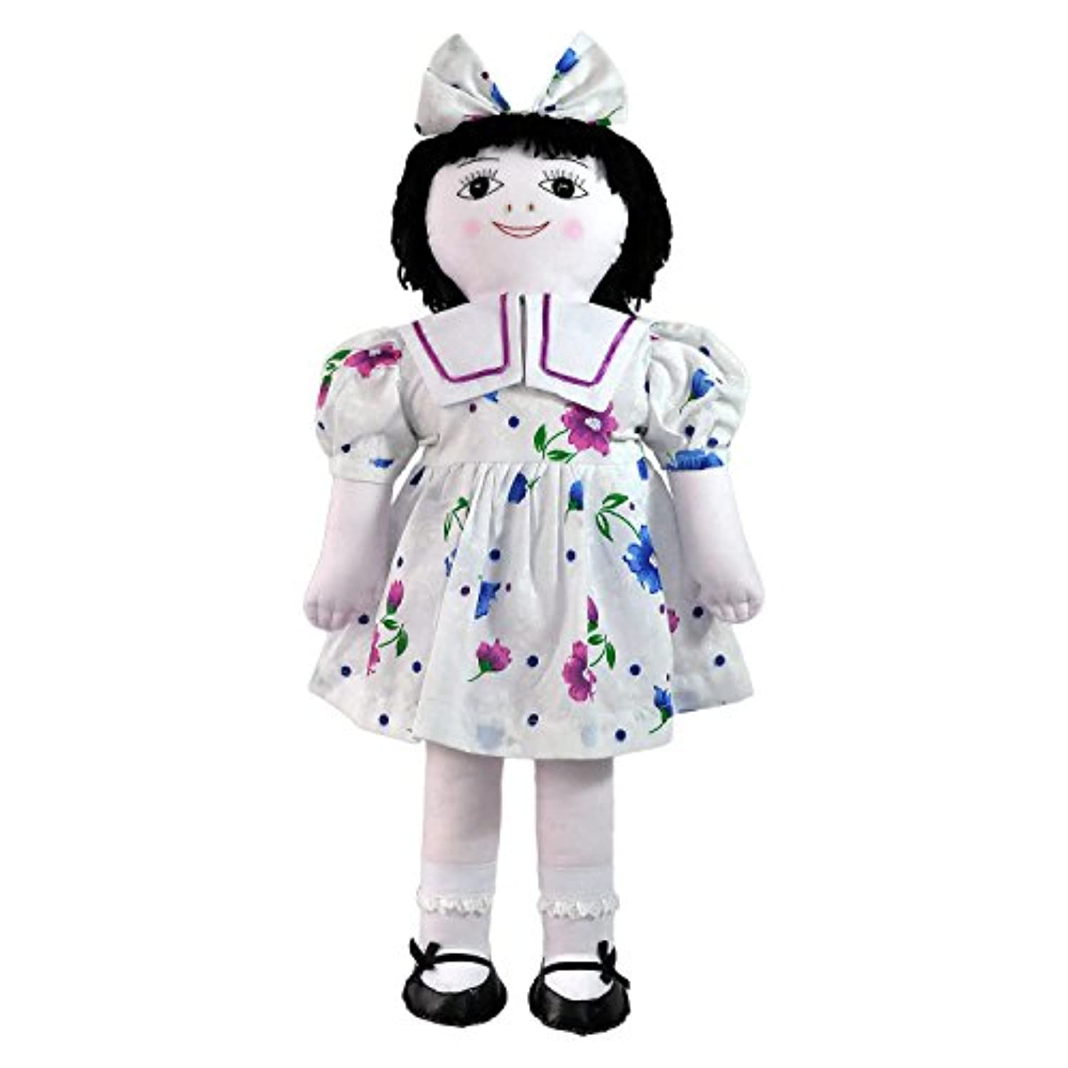 Nation of Dolls American人形Sandraホワイト