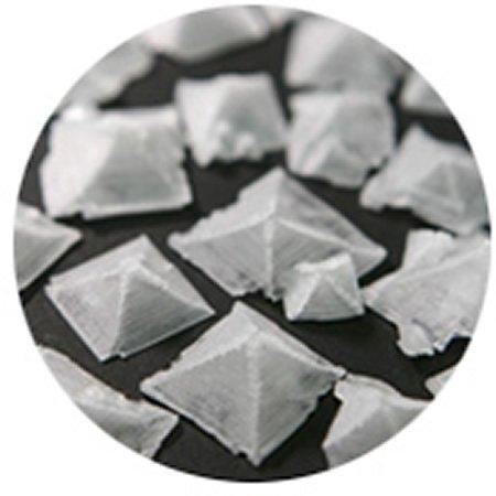 地中海クリスタルフレークソルトレッドチリ125g ピラミッドの型をした結晶が美しい海水塩