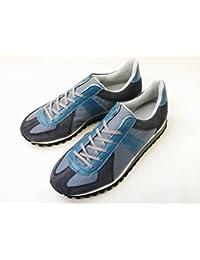 ジャーマントレーナー GERMAN TRAINER マラソン #3183F(STEEL BLUE) UNISEX
