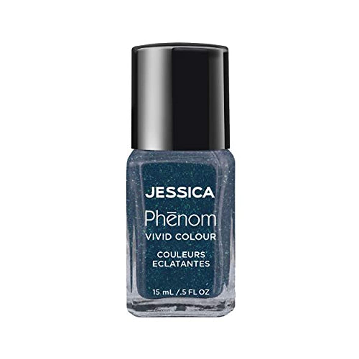 マイナーモンスター協同Jessica Phenom Nail Lacquer - Starry Night - 15ml / 0.5oz