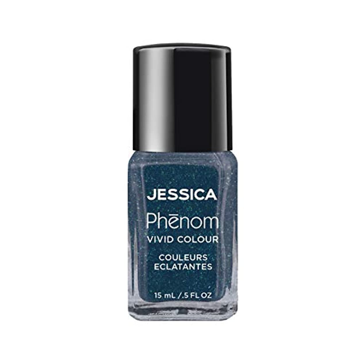 アリ深遠失態Jessica Phenom Nail Lacquer - Starry Night - 15ml / 0.5oz