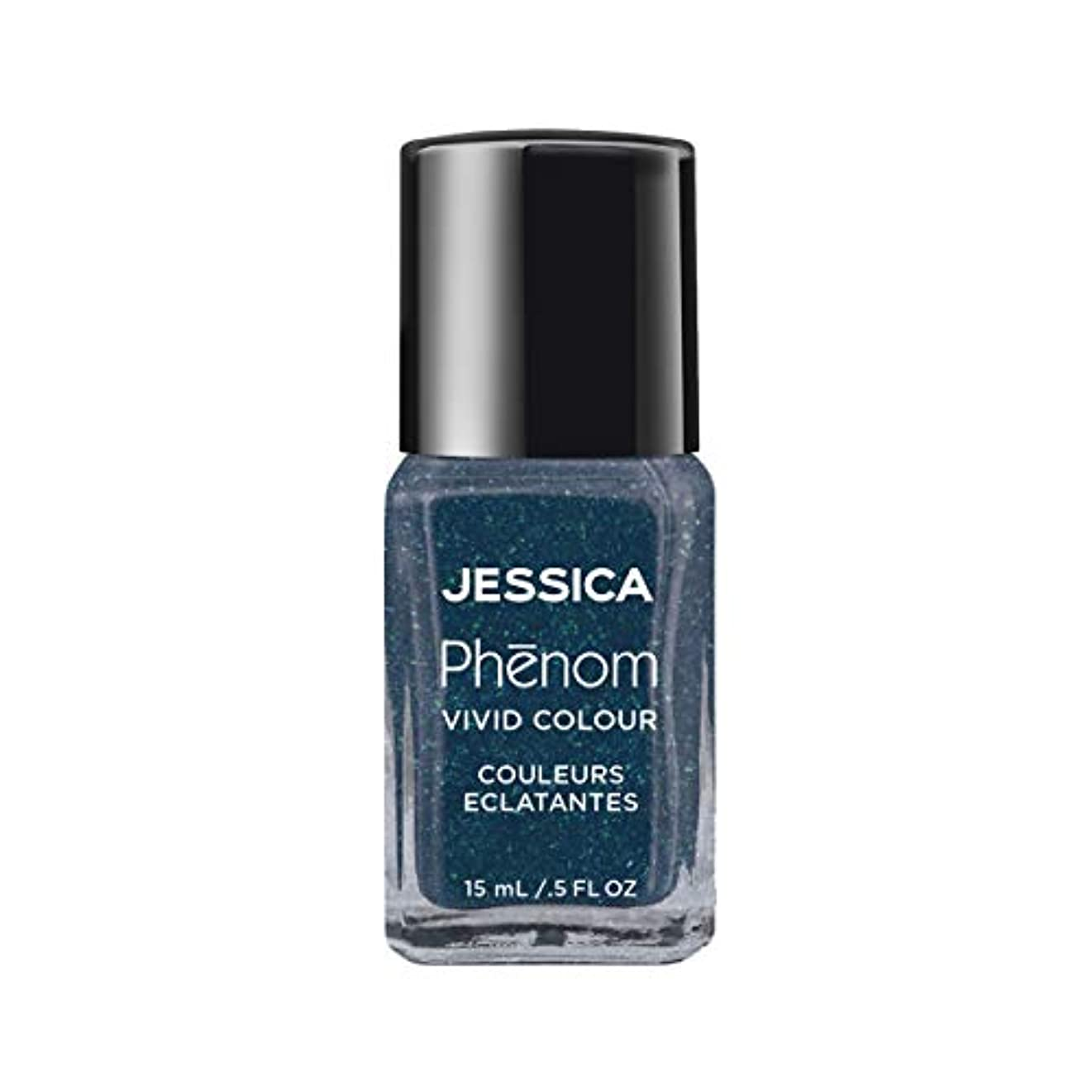 ロッカー親密な量Jessica Phenom Nail Lacquer - Starry Night - 15ml / 0.5oz
