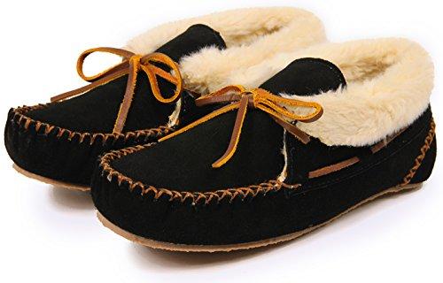 [해외](미네 톤카) MINNETONKA CHRISSY BOOTIE 가죽 스웨이드 크리 부틸 퍼 모카신 슈즈/(Minnetonka) MINNETONKA CHRISSY BOOTIE Genuine leather Suede Crissy Booty Fur Moccasin Shoes