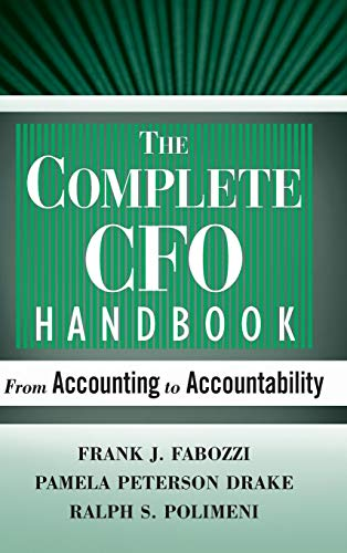 Download The Complete CFO Handbook: From Accounting to Accountability 0470099267