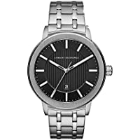 Armani Exchange Men's Street Silver  Watch AX1455