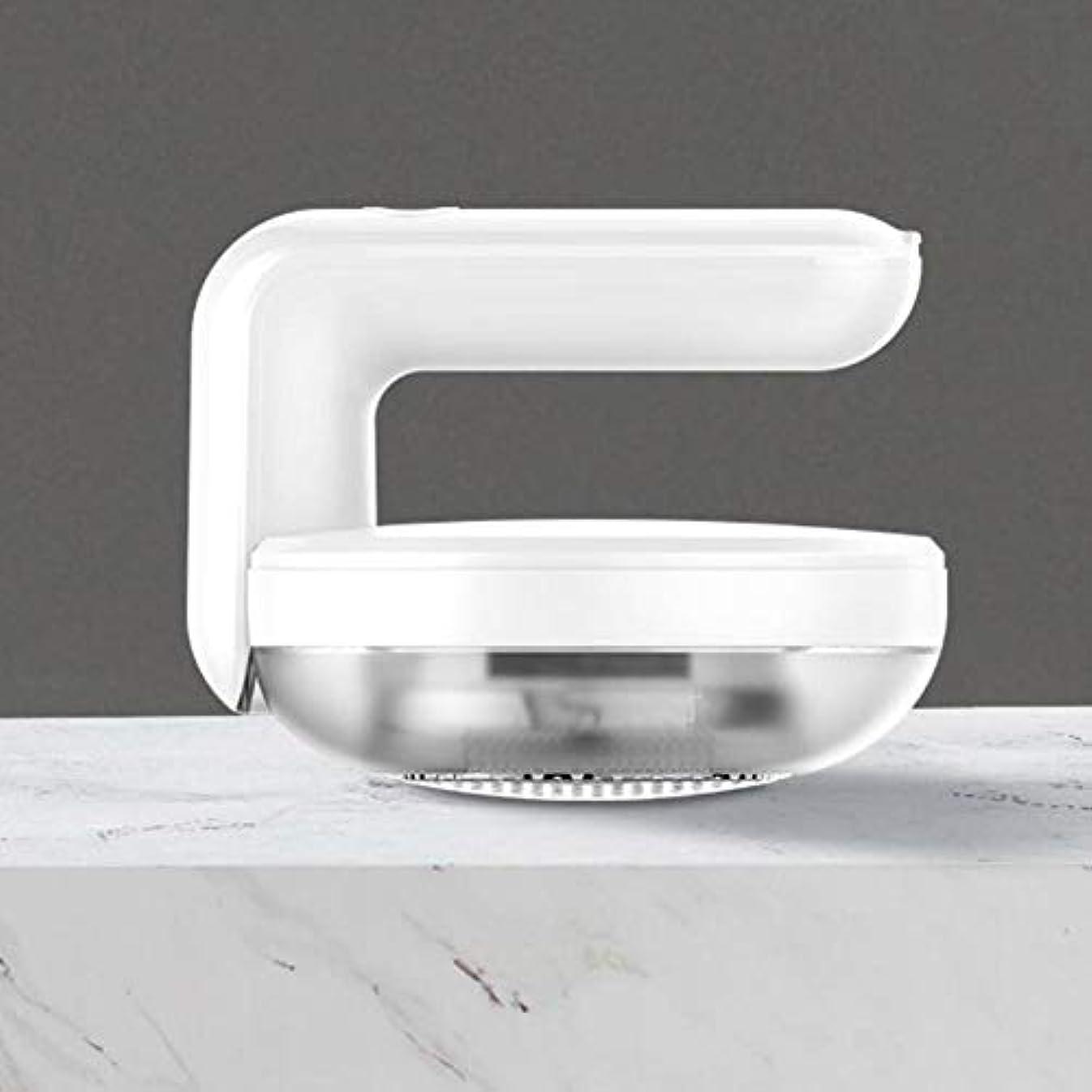 ヘロインボットアクティブ毛玉取り器 毛玉カット 電動 毛玉取り機 USB充電式 6枚刃モデル 高速回転