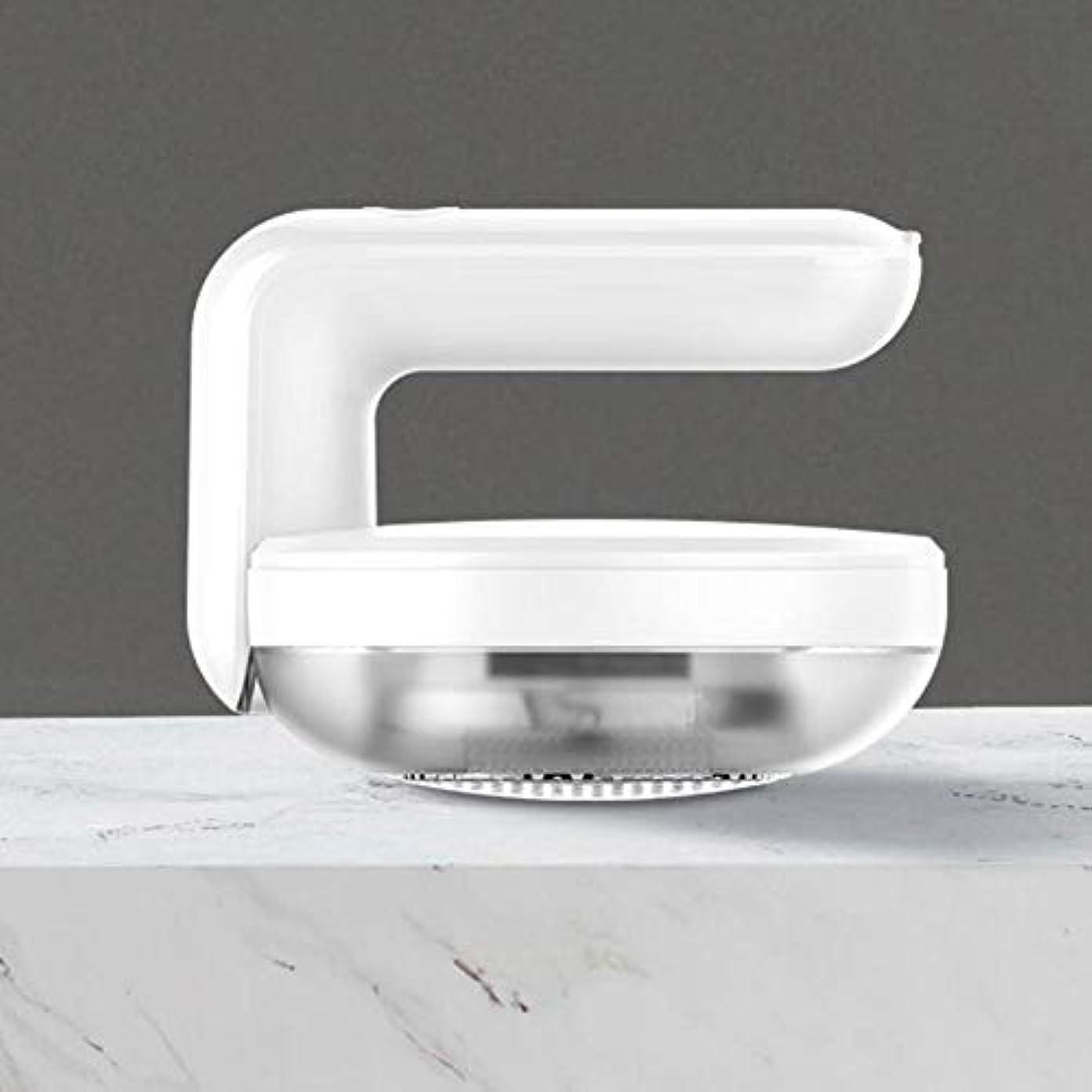 技術者に付ける液化する毛玉取り器 毛玉カット 電動 毛玉取り機 USB充電式 6枚刃モデル 高速回転